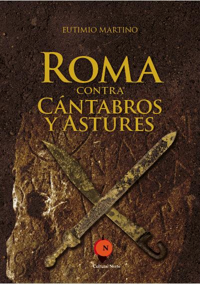 Portada Roma contra Cántabros y Astures