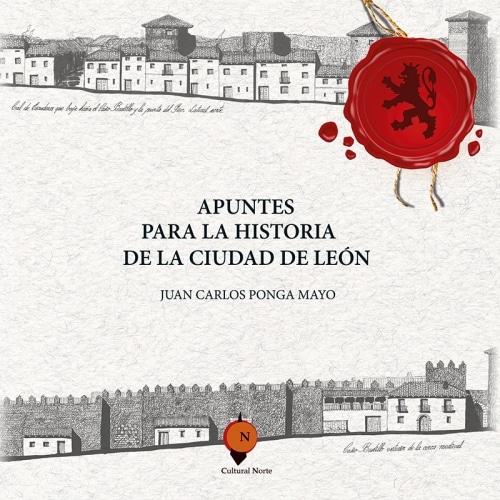 Portada Apuntes para la historia de la ciudad de León