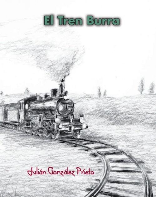 Portada libro Tren burra