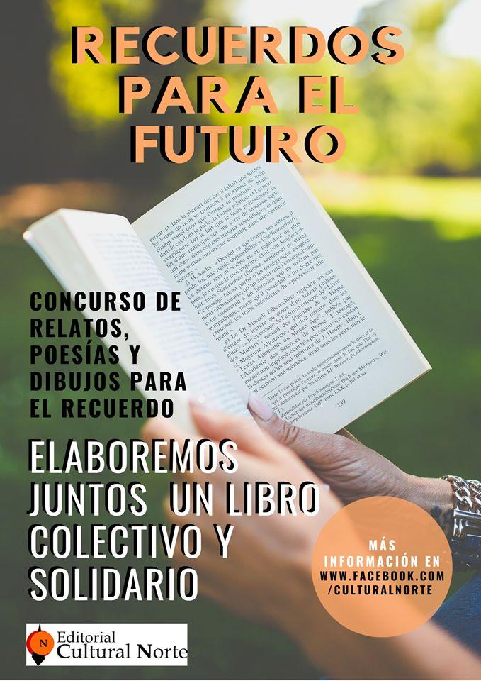 Recuerdos para el futuro. Concurso de relatos, poesías y dibujos para el recuerdo.